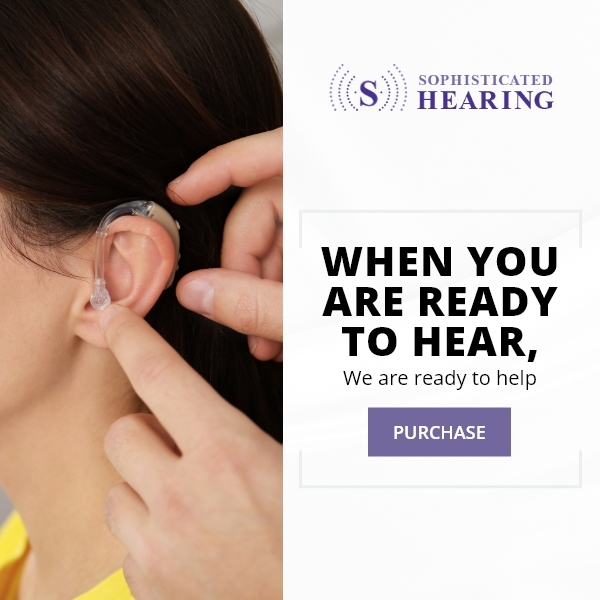 HEARING AIDS CAN HELP RESTORE YOUR INDEPENDENCE
