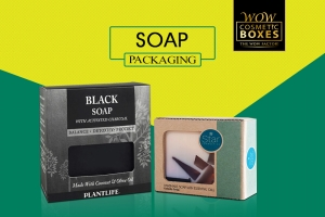 Soap Packaging in New York