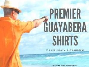 D'Accord Shirts & Guayaberas Inc. in Florida