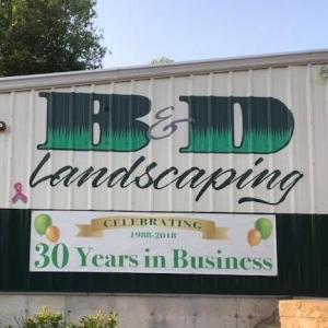 B & D Landscaping in Connecticut