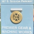 Premier Gear & Machine Works