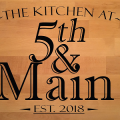 The Kitchen At 5th & Main