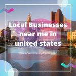 local businesses near me in United States - USA Company Directory